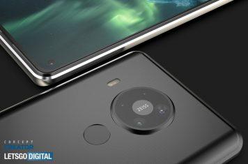 Nokia 5G mobiele telefoon