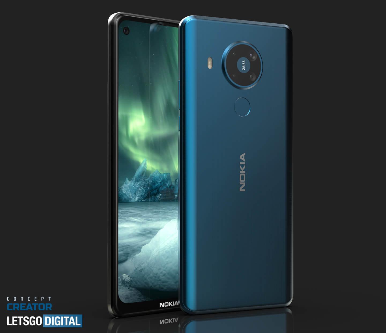 Nokia 7.3 smartphone