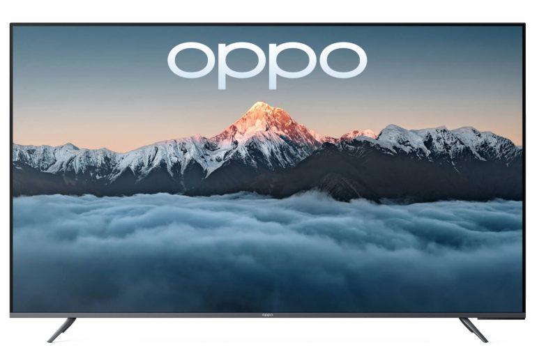 Oppo 4K QLED TV