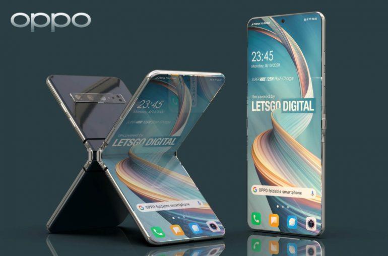Oppo Reno Flip 5G telefoon