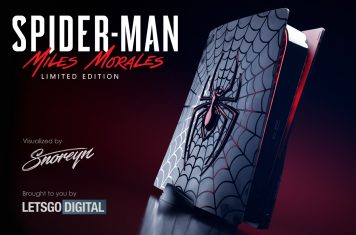 PlayStation 5 Spider-Man Miles Morales Limited Edition