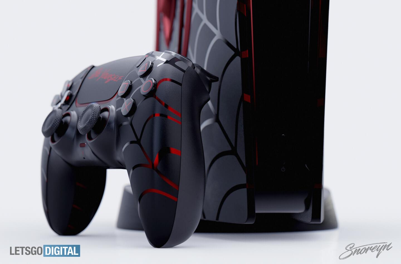 PlayStation 5 Spiderman