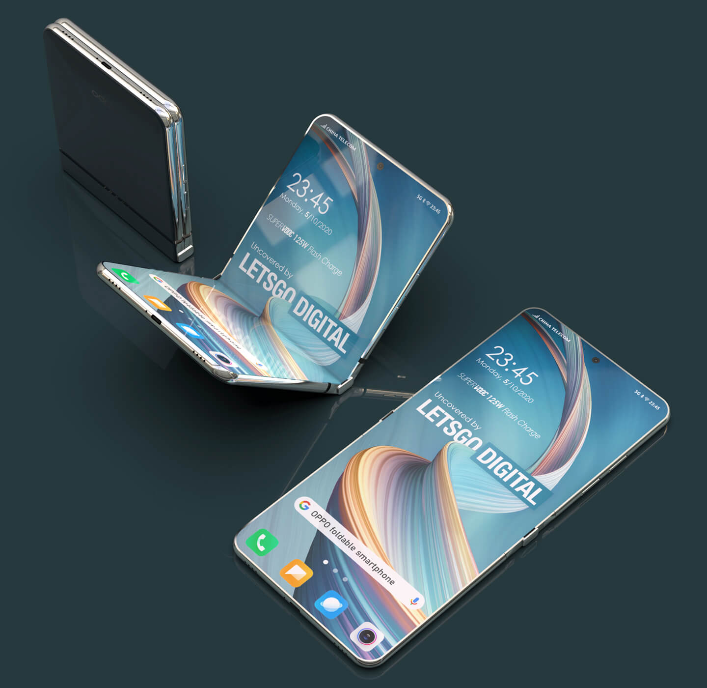 Reno 5G smartphone