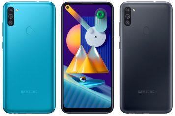 Samsung Galaxy M11 budget telefoon