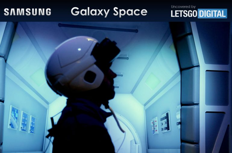Samsung Galaxy Space VR headset
