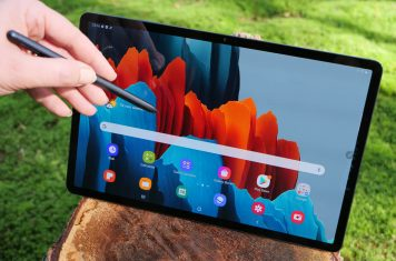 Samsung Galaxy Tab S7 plus tablet review