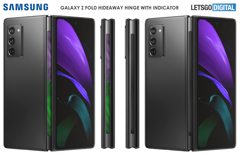 Telefoni pieghevoli Samsung