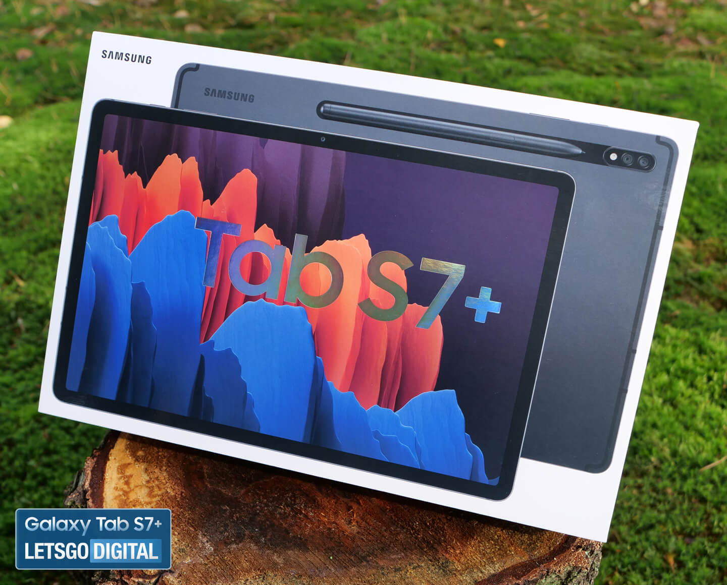 Samsung tablet review