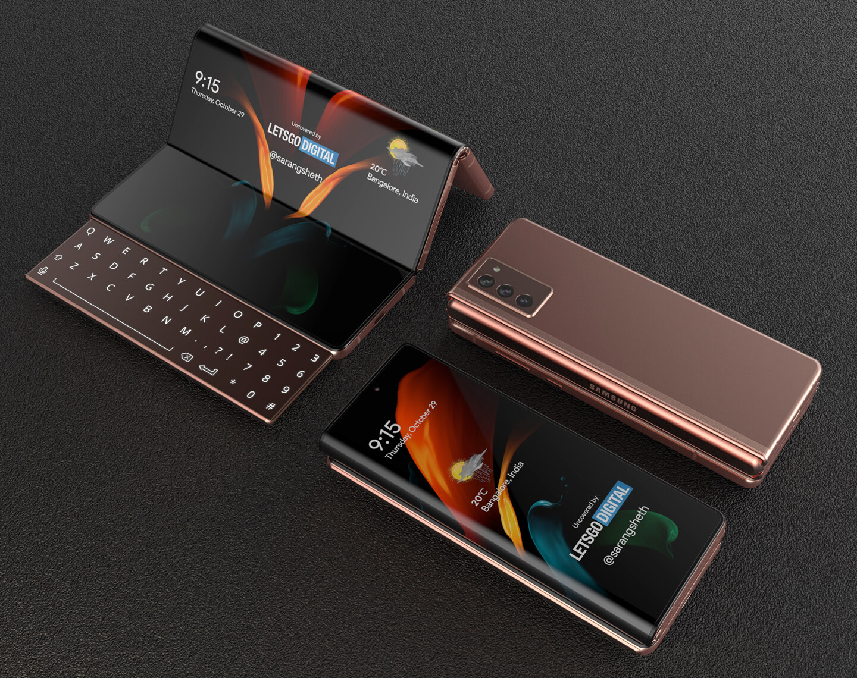 Samsung Z Fold 3
