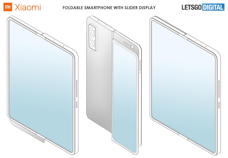 Xiaomi Fold telefoon