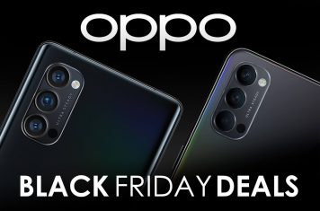 Black Friday 2020 deals Oppo telefoons