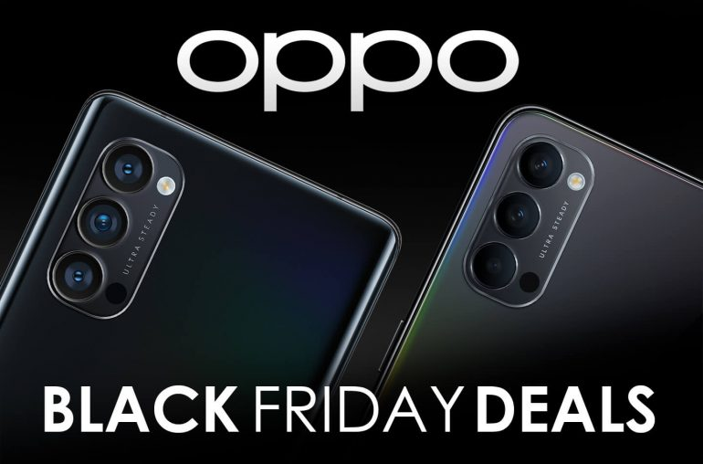 Black Friday 2020 deals Oppo telefoons