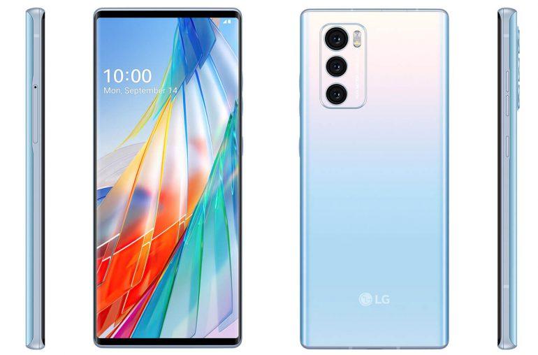 LG 5G smartphone kopen