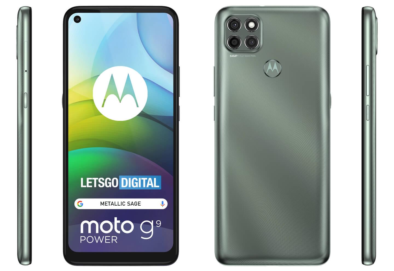 Motorola smartphone met grote batterij