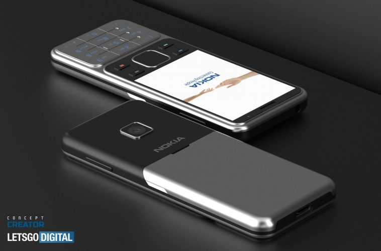Nokia mobiele telefoon 2020 model