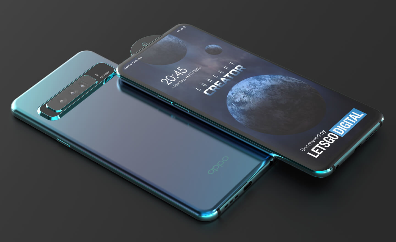 Oppo 15x hybrid zoom
