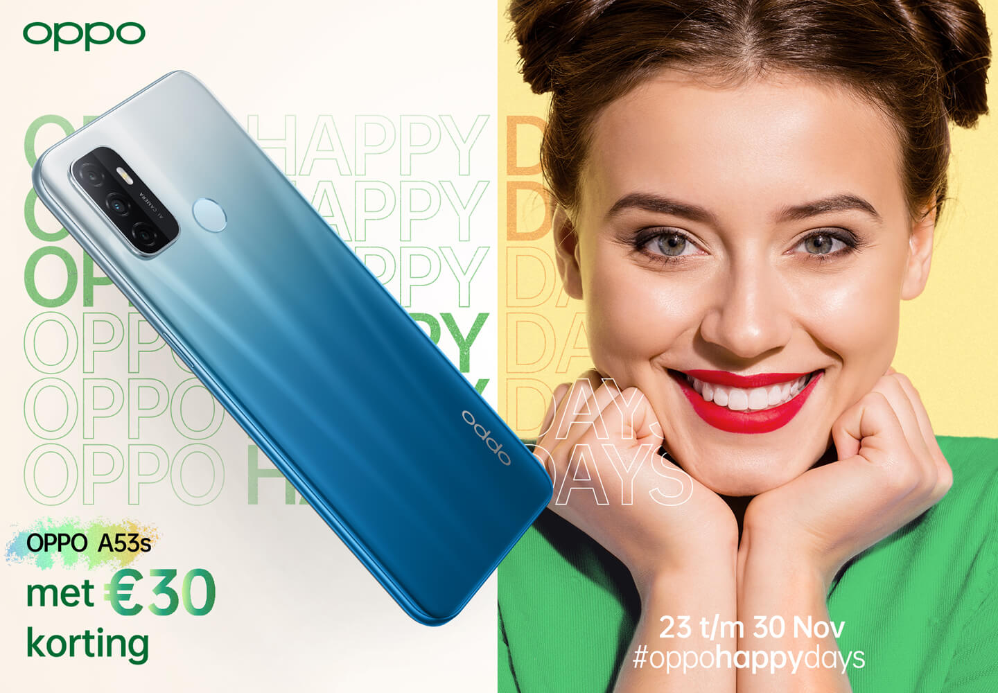 Oppo A53s black friday