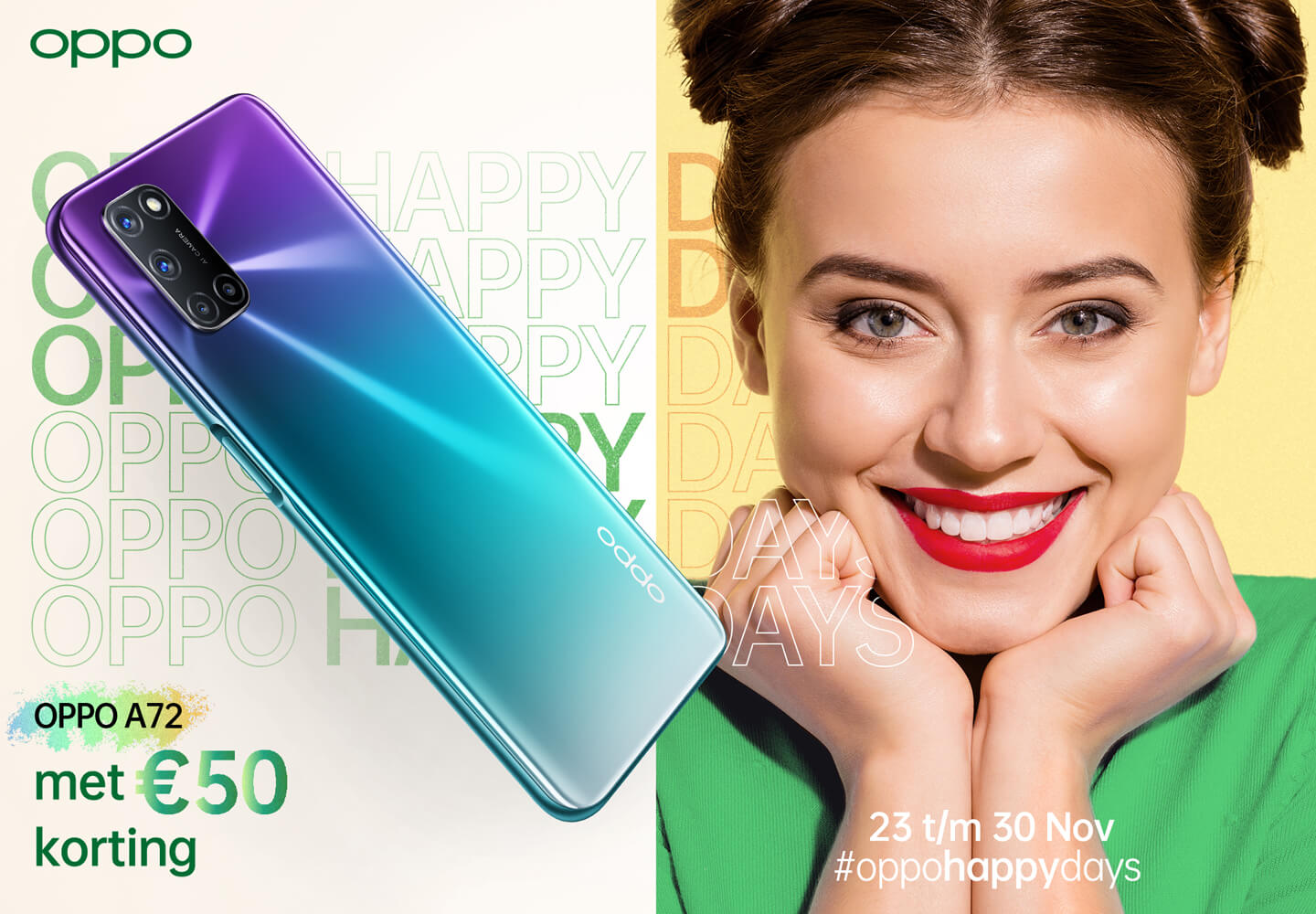 Oppo A72 black friday