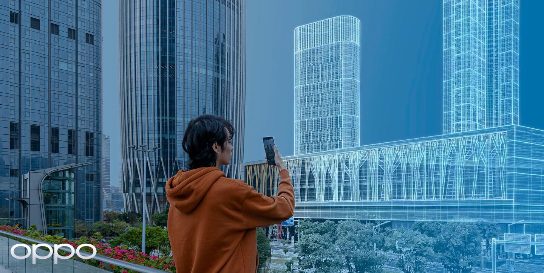 Oppo AR app