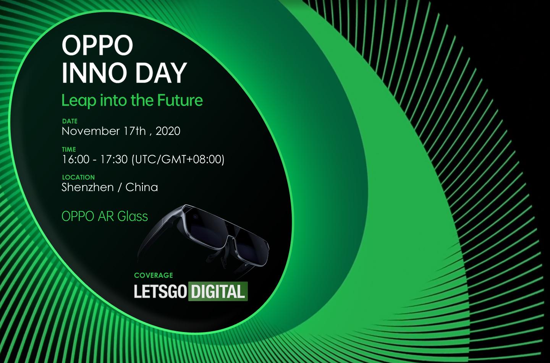 Oppo Inno Day 2020 live stream