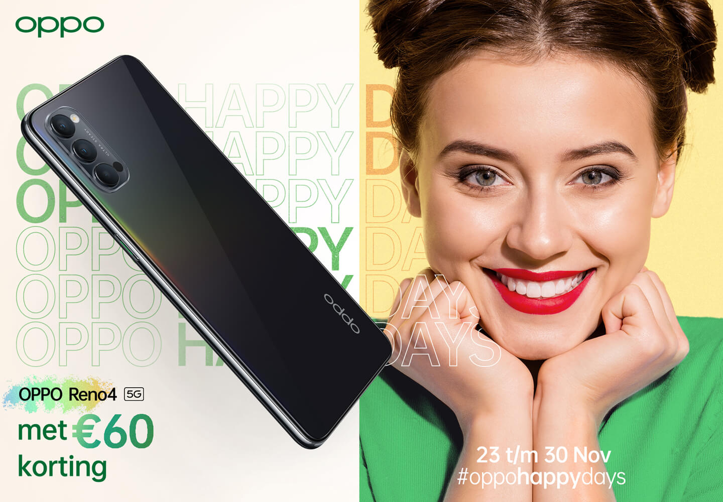 Oppo Reno 4 black friday