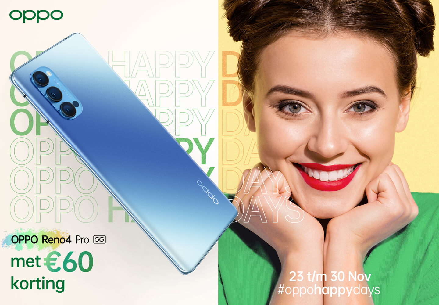 Oppo Reno 4 Pro black friday