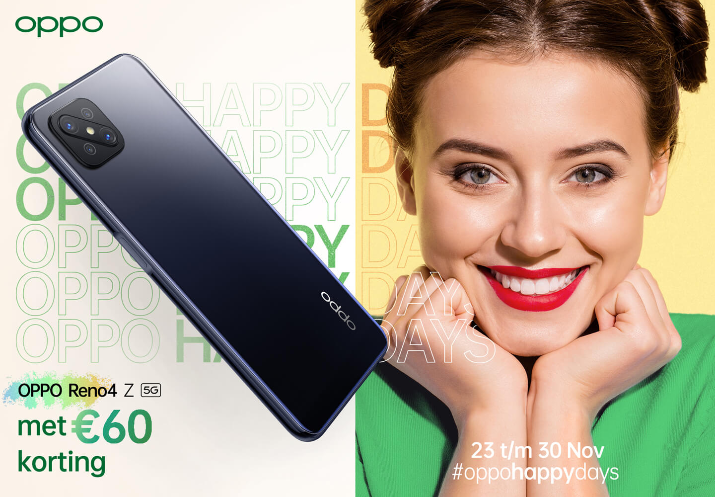 Oppo Reno 4 Z black friday