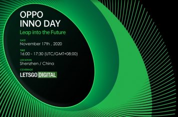 Oppo smartphone Inno Day 2020