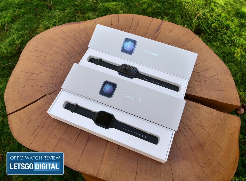 Oppo smartwatch test