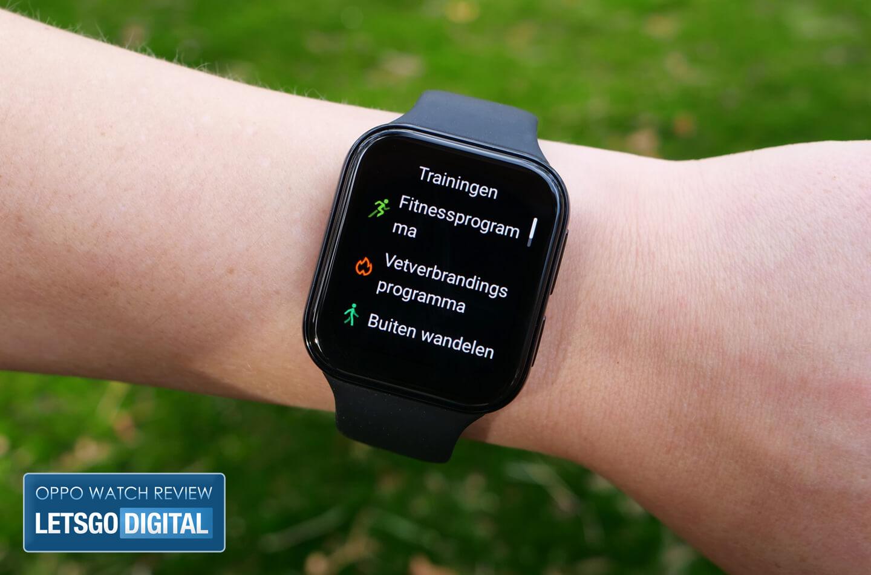 Oppo Watch app
