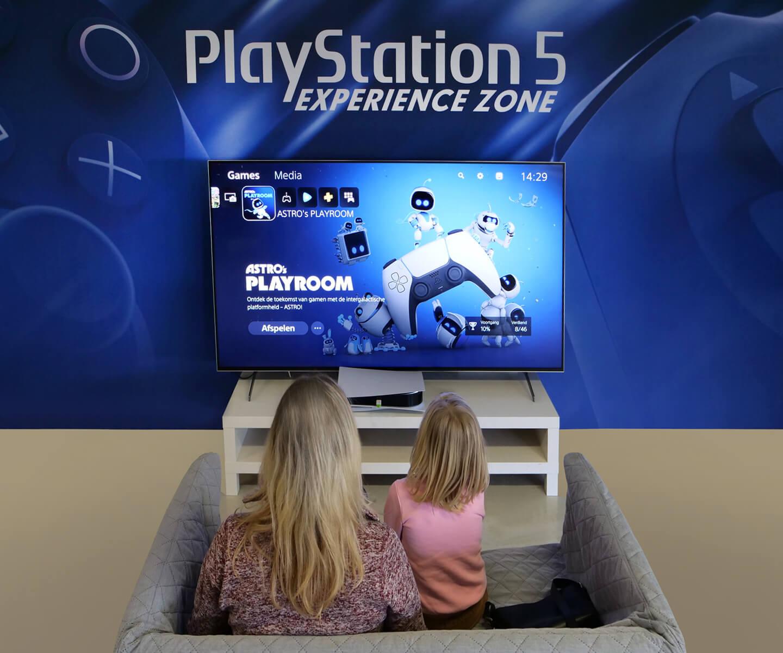 Playstation spelcomputer museum