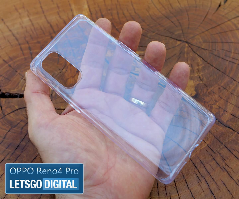 Reno 4 Pro smartphone cover