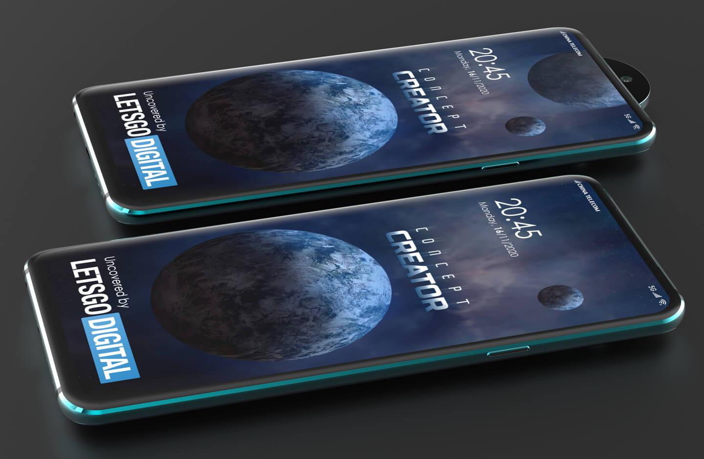 Smartphone met 15x zoom
