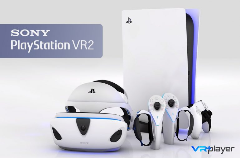 Sony PS VR headset