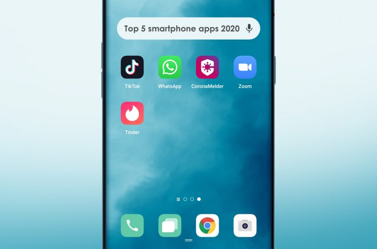 Top 5 beste apps 2020