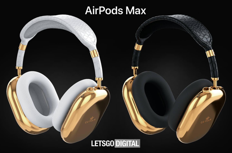 AirPods Max koptelefoon