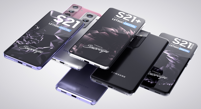 Galaxy S21 modellenreeks