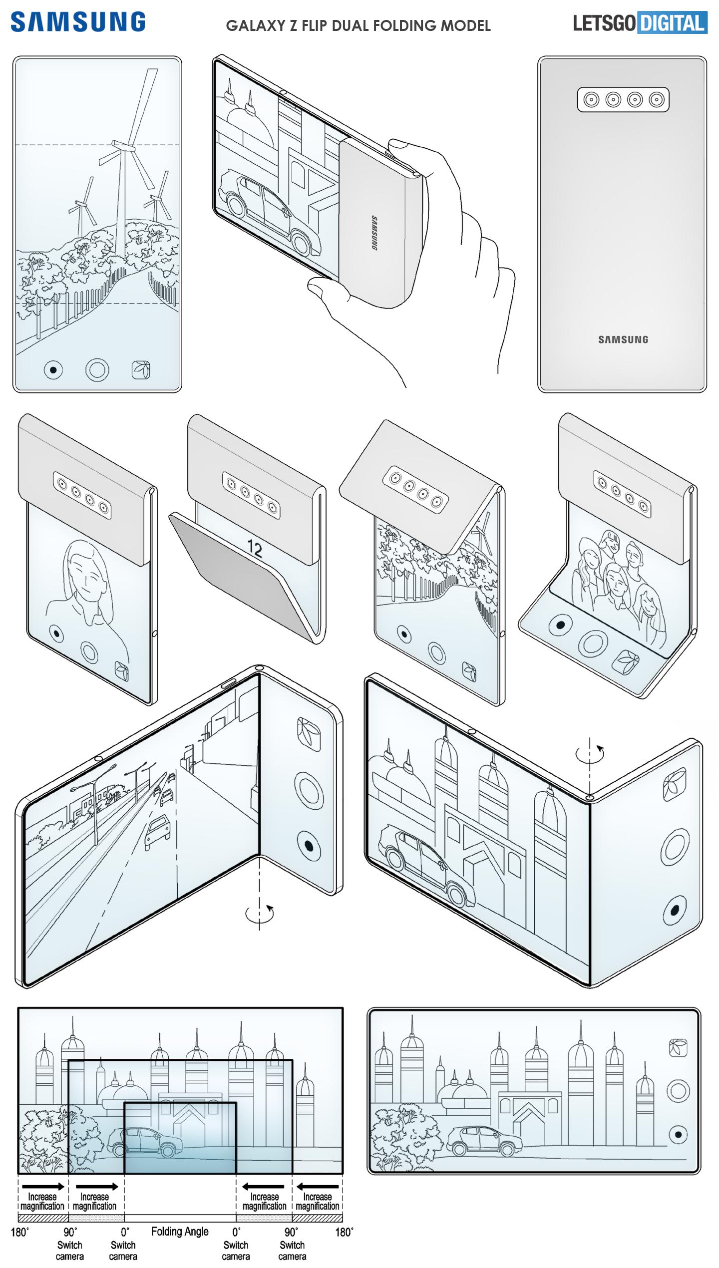 Galaxy Z Flip 2 smartphone