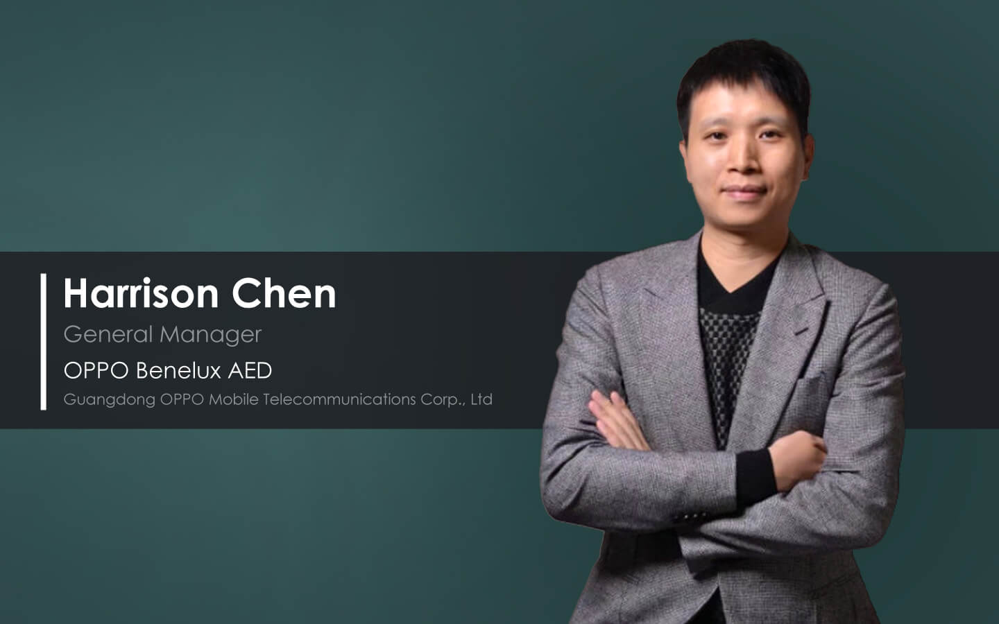 Interview General Manager OPPO