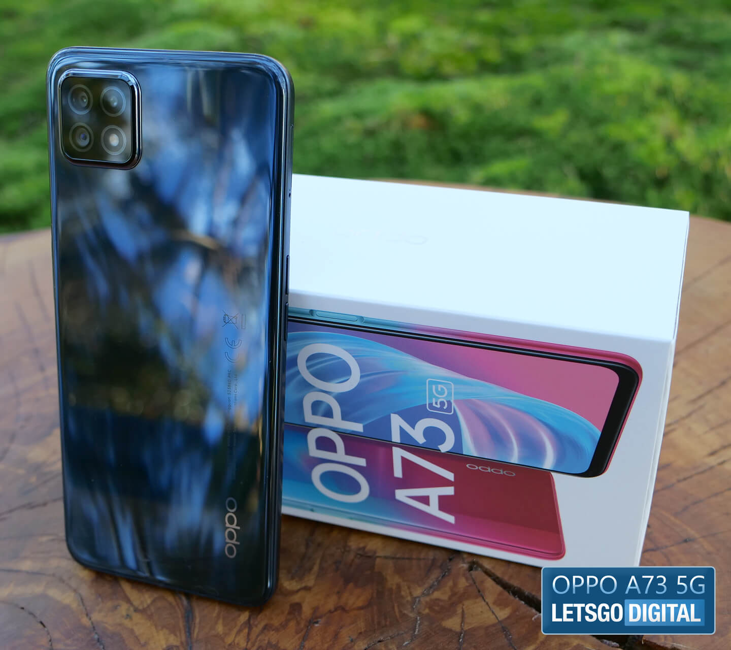 Oppo A73 5G review conclusie