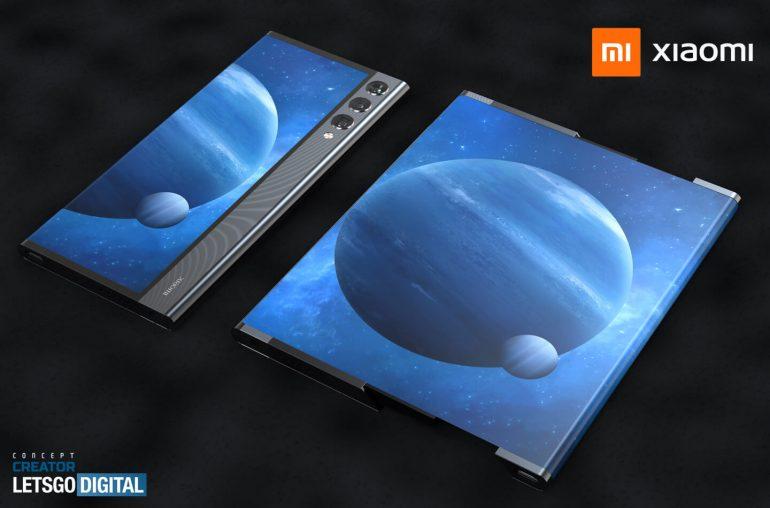 Oprolbare smartphone Xiaomi
