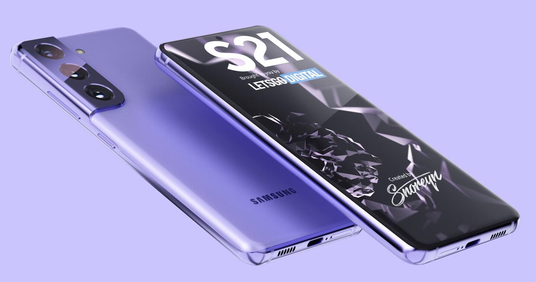 Optionele S21 accessoires