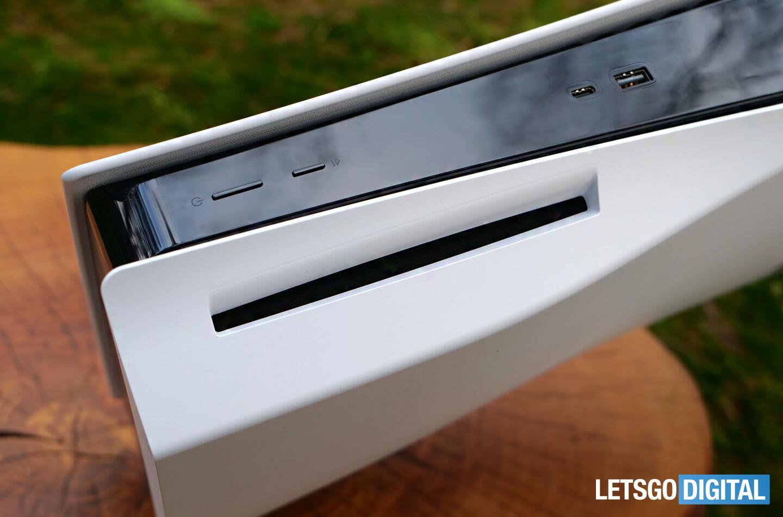 Playstation 5 spelcomputer met SSD