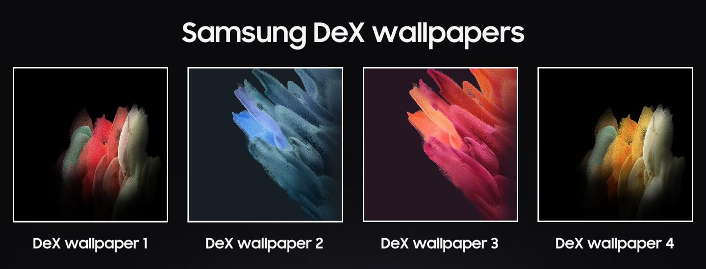 Samsung DeX wallpapers