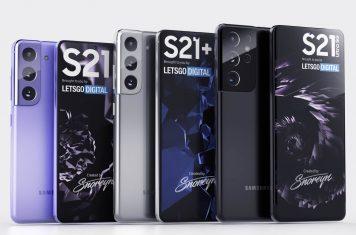 Samsung Galaxy S21 modellen