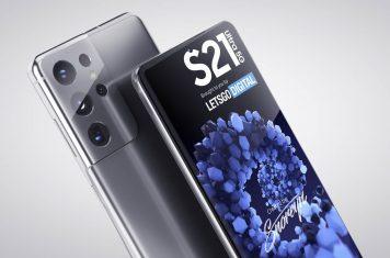 Samsung Galaxy S21 telefoonoplader