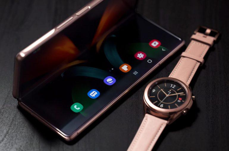 Samsung Galaxy Z-Fold 2 aanbieding
