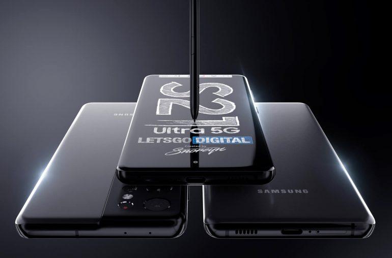 Samsung S-Pen Galaxy S21