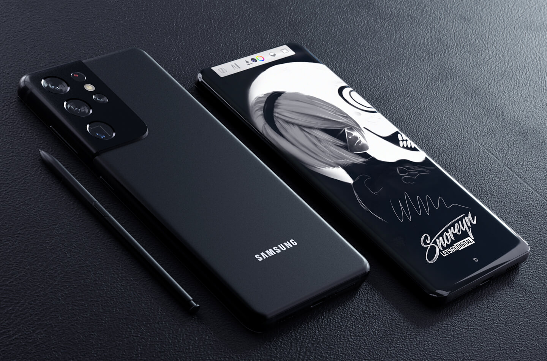 Samsung S-serie smartphone S-pen