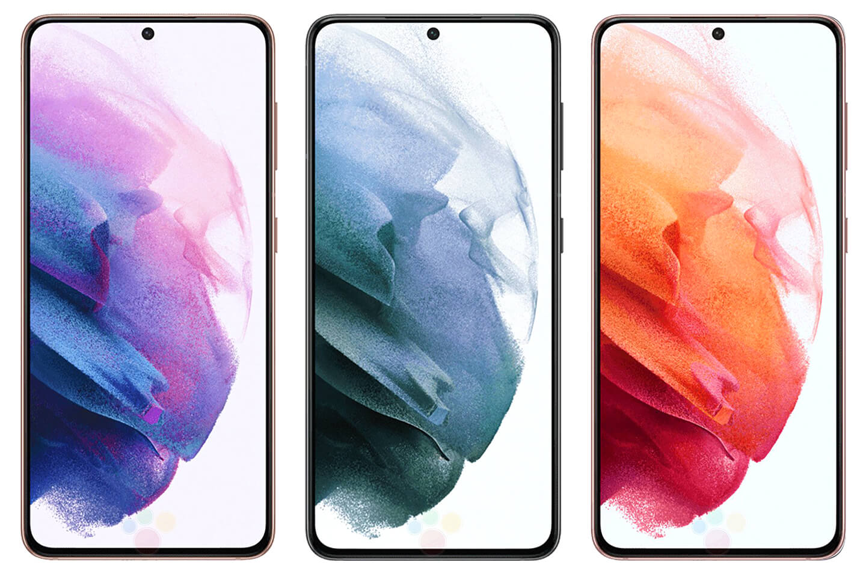 Samsung S21 afbeeldingen
